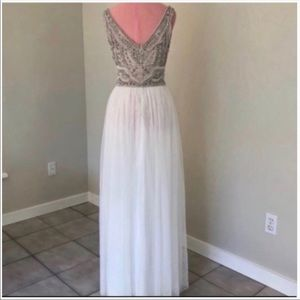 Anthropologie Dresses - Anthropologie BHLDN White Sterling Dress NWOT